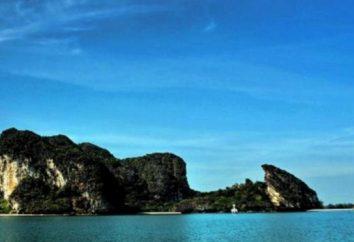 Onde está Malay (Península)? Países localizados na Península Malaia