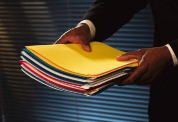 Como escrever uma carta de apresentação para os documentos?
