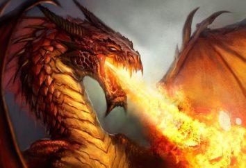 Interprétation des rêves: Dragons quel rêve? Ce qui signifie dragon dans le rêve de voir?