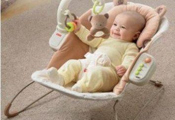 Cadeira de plataforma para o bebê: os pais capricho ou necessidade?