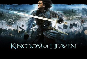 """""""Kingdom of Heaven"""" filme. Ator Orlando Bloom. Marton Csokas. Eva Green"""