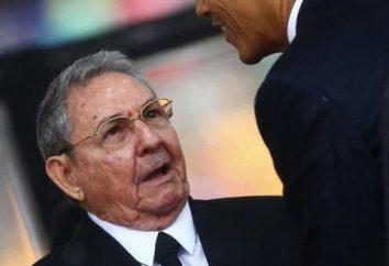 Kubański rewolucjonista Raul Castro: biografia, zdjęcia