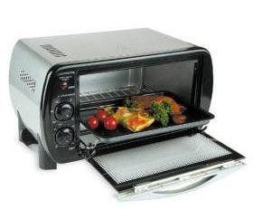 Mini-four – la meilleure aide à la cuisson des aliments sains et délicieux!