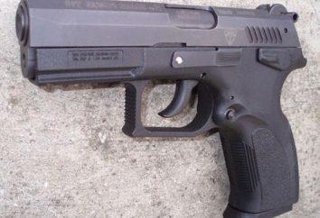 """Le meilleur pistolet traumatique est le pistolet """"Jorge"""""""