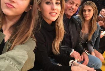Ogni figlia Stallone – un premio per il padre
