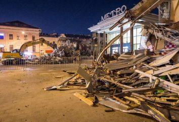 Rozbiórka nieautoryzowanym budowy w Moskwie, listy i opinie