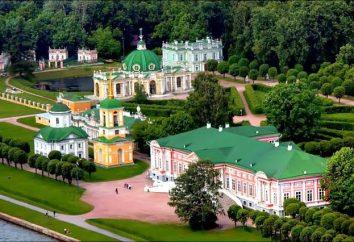 Kuskovo manoir Sheremetev: histoire, photos