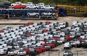mercato delle auto lituano – usato centro di vendita di auto