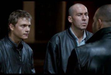 """""""Strange"""", un drame de crime. Acteurs ArtHouse parabole"""