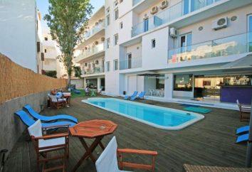 CHC Memory Boutique Hôtel 3 * (Grèce, Crète, Hersonissos): description des chambres, des services, des critiques