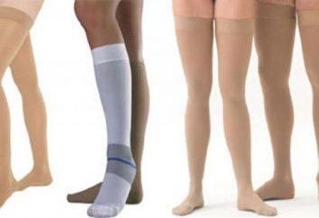 Como escolher as meias anti-varicosas certas?
