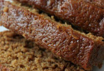 Lebkuchen – was ist das? Lebkuchen-Honig. Wie Lebkuchen kochen