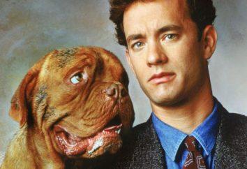 """Qu'y a-t-il dans le film """"Hooch et Turner"""" la race d'un chien"""