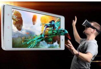 Óculos de realidade virtual: comentários de clientes e revisão