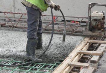 Jak zrobić wibrator do betonu z rękami?
