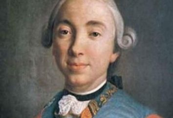 Karl-Fridrih Golshteyn-Gottorp i Anna Pietrowna Romanova – rodzice Piotra 3