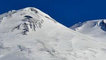Terskol – una stazione sciistica (Cabardino-Balcaria)