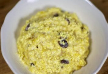 """Hirsebrei mit Kürbis in multivarka """"Redmond"""" – schmackhafter und gesundes Gericht zum Frühstück"""