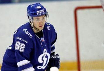 Artem Fedorov – o jovem esperança do hóquei russo