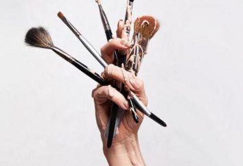 Comment nettoyer les pinceaux de maquillage: conseils