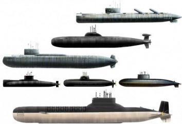 """Projekt 941 """"Hai"""" – das größte U-Boot in der Geschichte"""