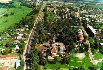 Bronnitsy (Region Moskau): Beschreibung, Karte und Foto