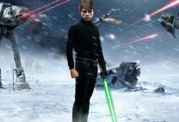 """""""Star Wars"""" Luke Skywalker – aktor, doskonale poradził sobie z rolą"""