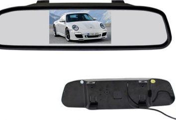 Sensores de estacionamento com câmara traseira