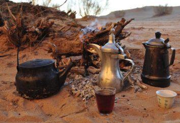 Chá beduíno. Marmaria (chá beduino)