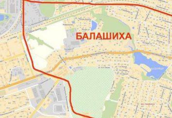 Partecipare Balashikha a Mosca, capitale della Nuova frontiera