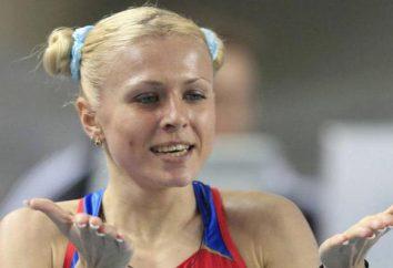 Rosyjski zawodnik Stepanova Yuliya: osiągnięcia, biografia, zdjęcia