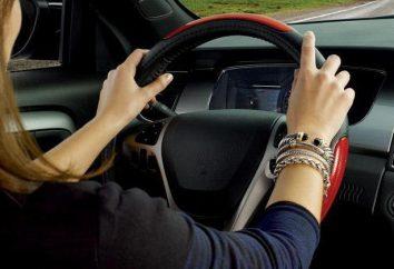 Comment garder la roue d'une voiture?