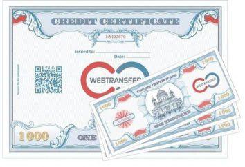 Webtransfer-finance.com: comentários. Webtransfer-finance: ganhos no microcrédito