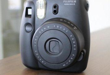 """Kamera z małej poligrafii: Fujifilm Instax mini 8 """"Polaroid"""". Opis, charakterystyka, naboje"""