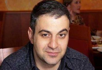La formula per il successo da Garik Martirosyan – preferito biografia dell'artista