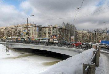 Lansky szosa. Petersburg