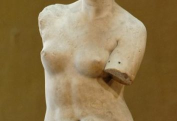 Venera Milosskaya – o ideal de beleza feminina