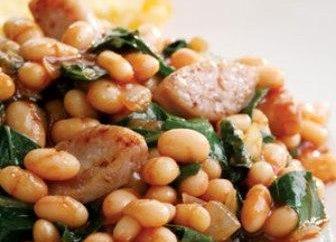 La cuisson des haricots délicieux dans multivarka. recette