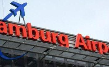 Hamburg Airport: l'histoire, le développement, les services, les infrastructures, le transfert
