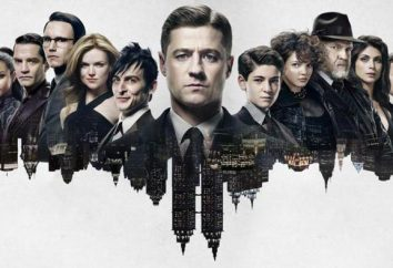 "Enigmista, Enigmista della serie ""Gotham"". Puzzle Edvarda Nigmy"