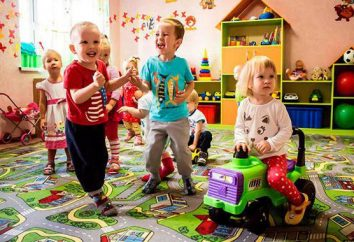 Prywatne ogrody dla dzieci Kazan: najlepszy