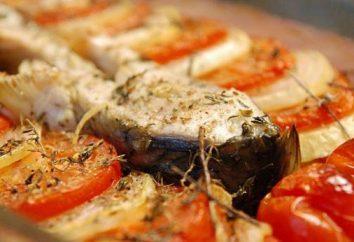 Carp em folha no forno – rápida, saborosa e saudável!