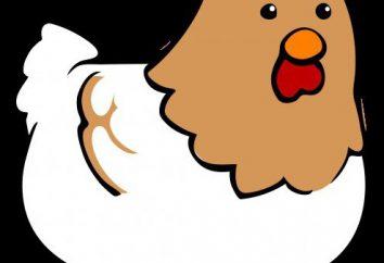 Dlaczego kurczaków dziobać siebie do krwi?