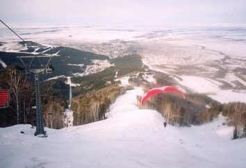 Skigebiet Belokuricha (Region Altai) Preise, Bewertungen und Fotos