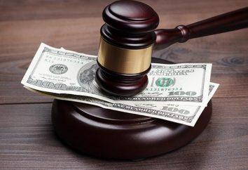 Comment retourner les frais de justice du tribunal arbitral, à moins que la demande ne soit pas alimenté?