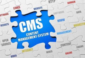Melhores CMS para criar o site: visão geral, a comparação e comentários