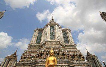 Pagode – une « musique » architecturale du bouddhisme