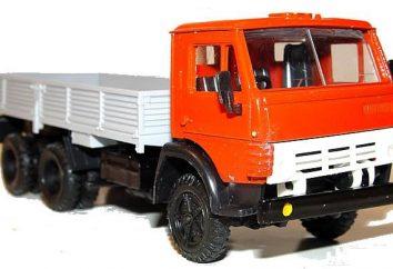 Opis samochodu KamAZ 5320