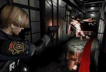 Sherry Birkin (Sherry Birkin) – caráter Resident Evil: descrição, biografia