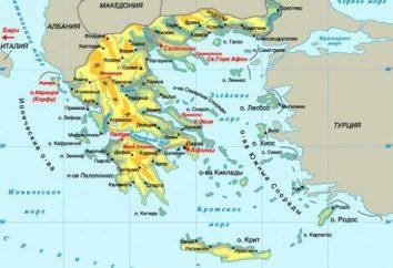 Grandi isole del Mar Mediterraneo: lista e breve descrizione